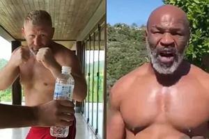 """Gwiazda rosyjskiego MMA oskarża Mike'a Tysona. """"Nie ma opcji, by 53-letni facet miał taką sylwetkę"""""""