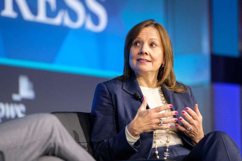 Mary Barra, prezeska i CEO General Motors