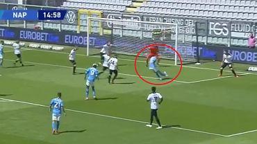 Piotr Zieliński strzelił gola w meczu ze Spezią!