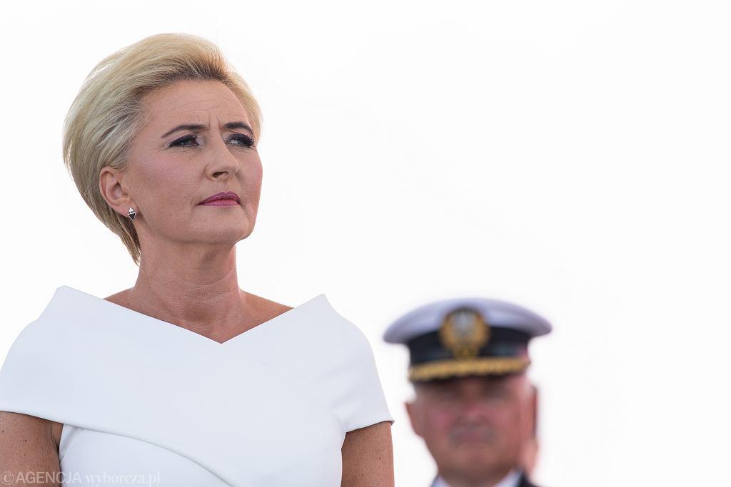 Agata Kornhauser - Duda
