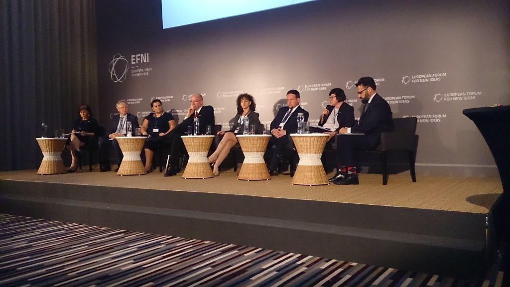 EFNI 2016 r., panel poświęcony szkolnictwu zawodowemu
