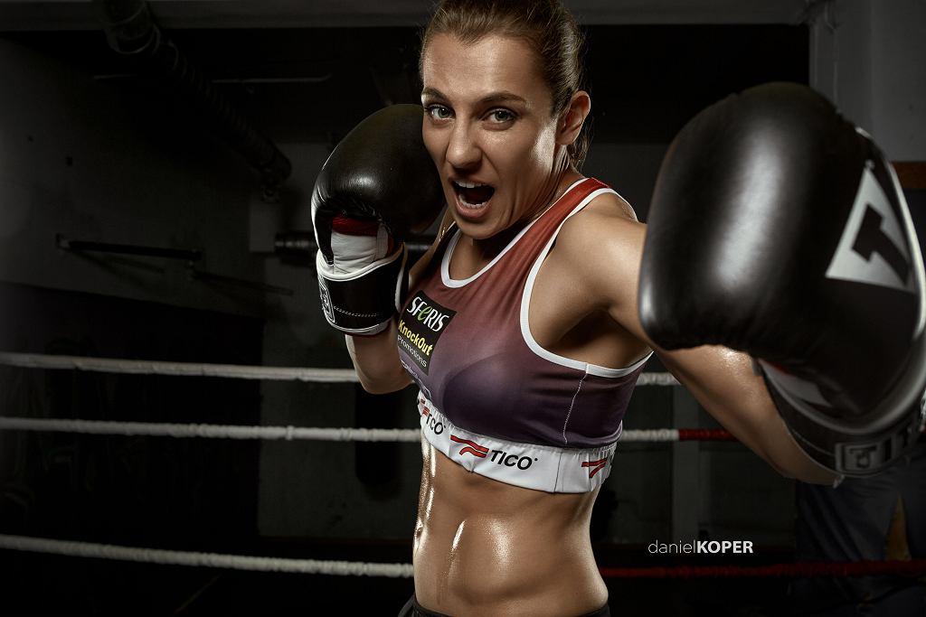 'Ewa Piątkowska jest mistrzynią w każdym calu. Jako pierwsza Polka zdobyła tytuł mistrzyni świata WBC wagi super półśredniej. Jestem jej ogromnym fanem.'