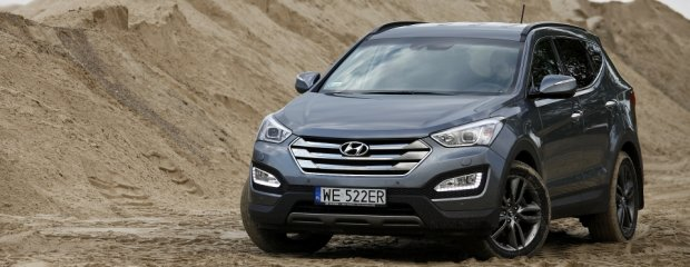 Hyundai Santa Fe 2.2 CRDi 4WD | Test | Cena wygody