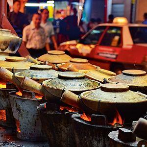 Street food wKuala Lumpur