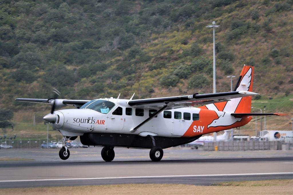 Cessna Caravan (zdjęcie ilustracyjne)