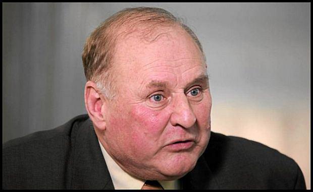 Jan Tomaszewski. Sportowiec, polityk, autorytet.(fot. Sławomir Kamiński/AG)