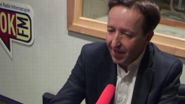 """Wiceprezydent Warszawy Witold Pahl w """"Poranku Radia TOK FM"""""""
