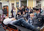 Terror na Białorusi. Ogrodnik próbował popełnić samobójstwo na sali rozpraw