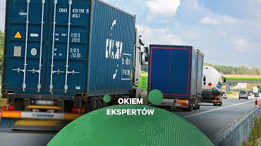 Samochody ciężarowe, zdjęcie ilustracyjne.