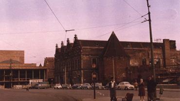 Targ Węglowy w Gdańsku, 1964 r.
