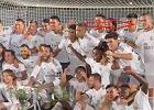 Bale jako jedyny nie cieszył się z mistrzostwa Realu. Jego zachowanie w czasie fety nie było normalne
