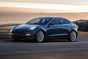 Tesla rozpędza produkcję Modelu 3. Z fabryki wyjechało już 70 tys. egzemplarzy