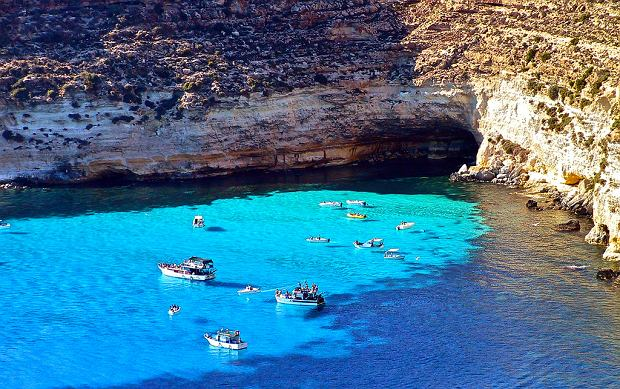 Lampedusa / Flickr.com / lucasiragusa