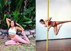 Macademian girl uwielbia pole dance i jogę. Właśnie zaczęła trenować sztuki walki