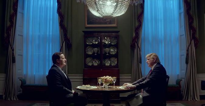 kadr z serialu 'The Comey Rule'