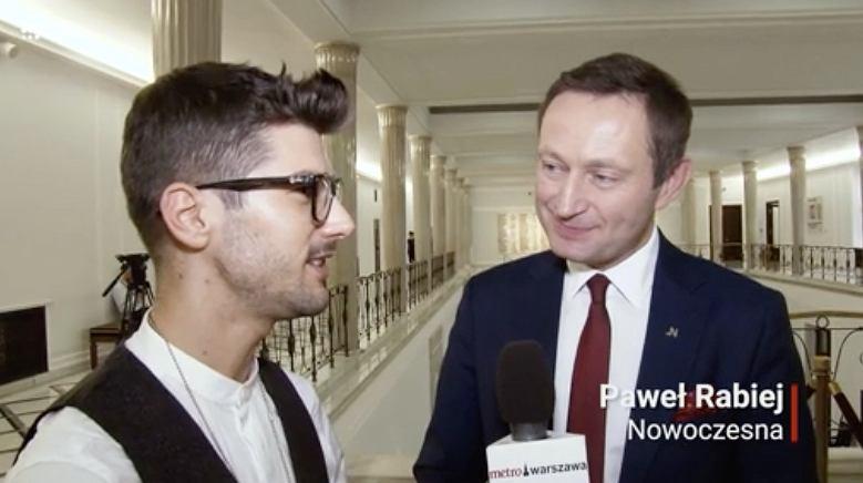 Paweł Rabiej startuje w wyborach na prezydenta Warszawy?