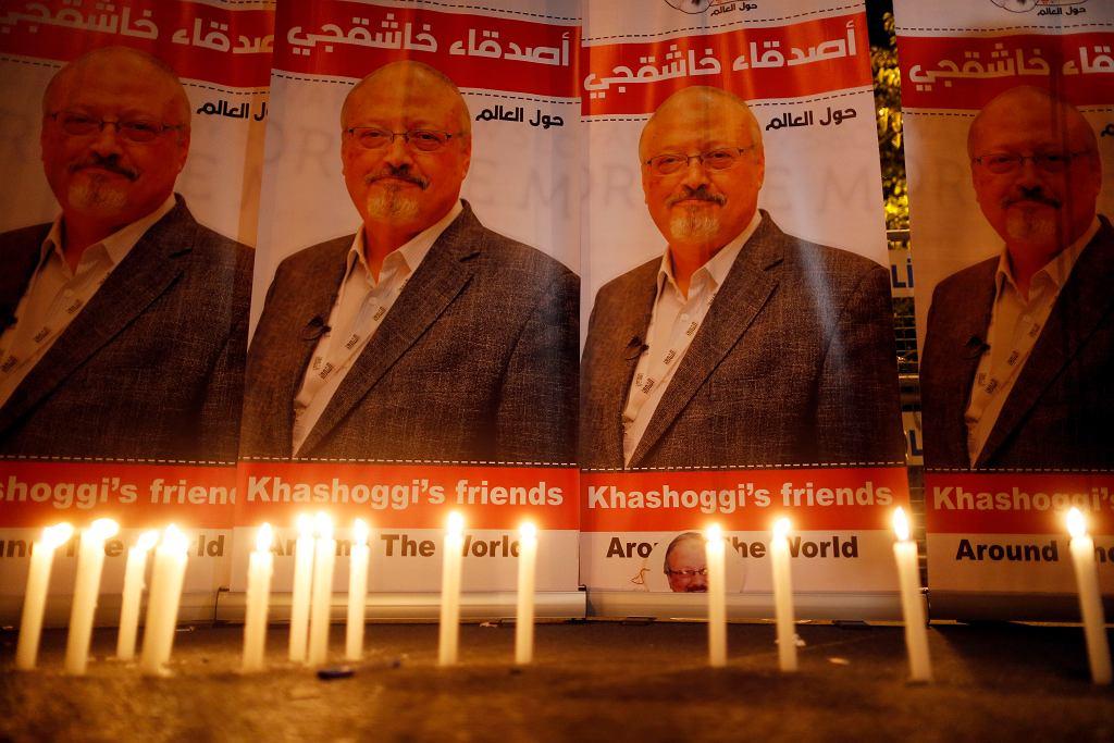 Dżamal Chaszodżdżi został zamordowanyn w saudyjskim konsulacie w Turcji