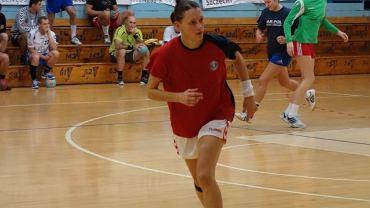 Natalia Djurka  na testach w Szczecinie