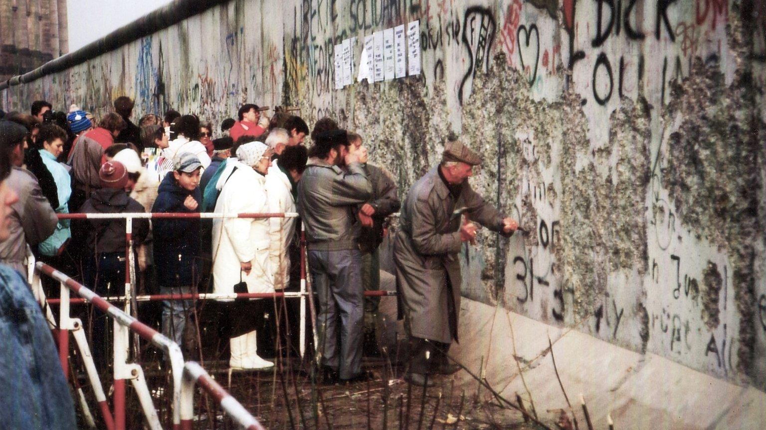 Gdy ktoś chciał sforsować mur berliński, rozkaz był jeden - strzelać