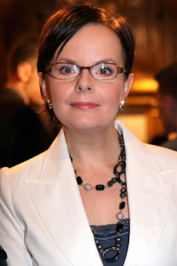Karolina Korwin-Piotrowska w 2007 roku.