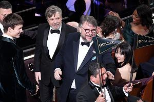 Ansel Elgort, Jimmy Kimmel, Mark Hamill, Guillermo del Toro