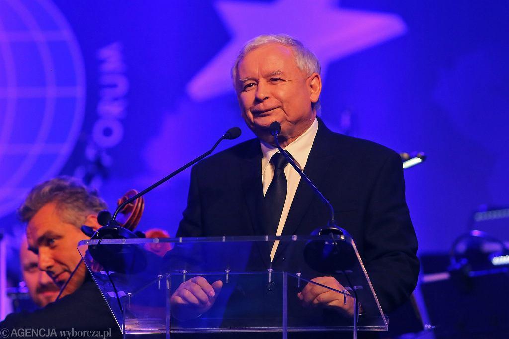 Jarosław Kaczyński na Forum Ekonomicznym w Krynicy