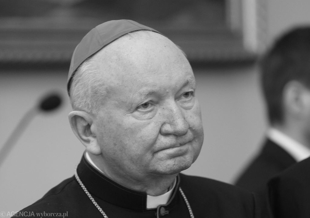 Nie żyje kardynał Marian Jaworski. Były metropolita lwowski i przyjaciel Jana Pawła II