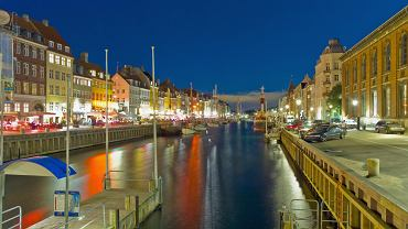 Dania Kopenhaga - Nyhavn / Shutterstock