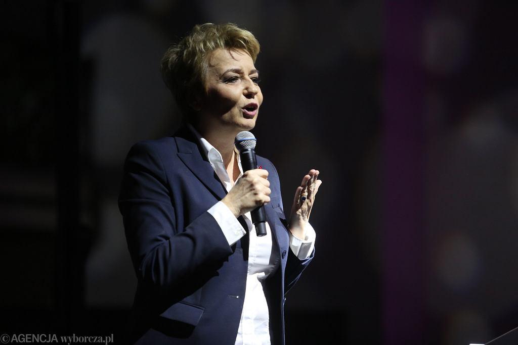 Hanna Zdanowska została zaprzysiężona na prezydenta Łodzi