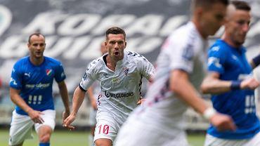 Lukas Podolski zaliczył debiut w Górniku Zabrze.