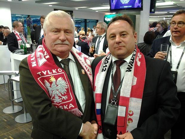 Zdjęcie numer 4 w galerii - Lech Wałęsa robi zdjęcia podczas meczów. Zobaczcie co udało mu się sfotografować...
