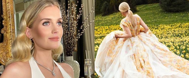 Bratanica księżnej Diany wzięła ślub! Dwór we Włoszech i suknia Dolce & Gabbana