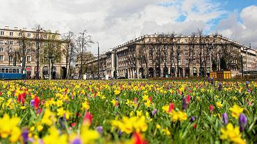 Nowa Huta - plac Centralny