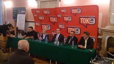 Debata akcji ''Usłysz Swojego Posła'' w Lublinie