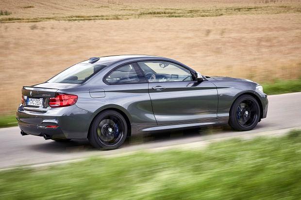 Nowy sedan BMW z napędem na przód