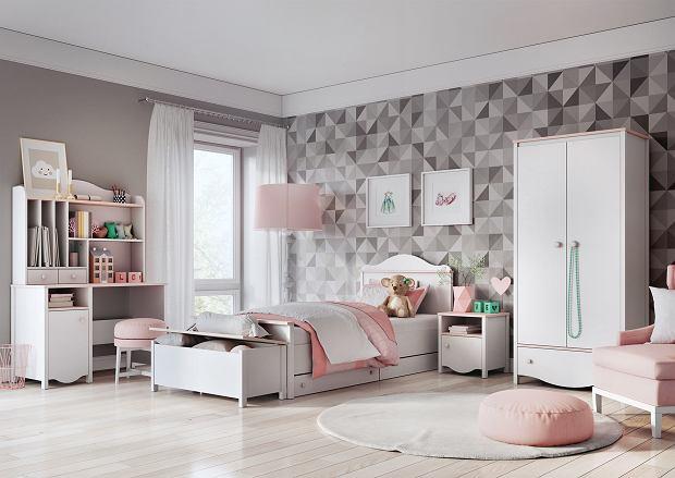 Pokój dziecięcy - meble z kolekcji MIA