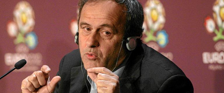 Michel Platini aresztowany. Jego zatrzymanie ma związek z MŚ w Katarze