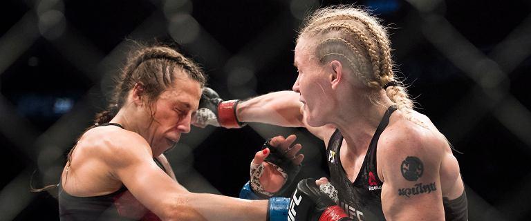 UFC 231. Joanna Jędrzejczyk czuła się jak Hulk, ale to Szewczenko zatańczyła w oktagonie