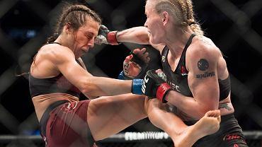 Walka Joanna Jędrzejczyk - Walentyna Szewczenko na gali UFC 231 w Toronto