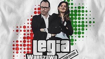Bogusław Leśnodorski i Izabela Kuś jako graficzne postaci