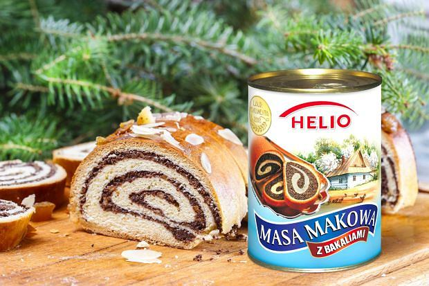 Helio - masa do makowca