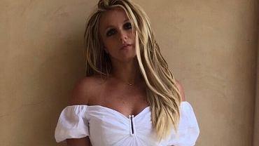 Trening Britney Spears