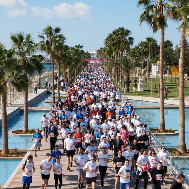 Fot. Limassol Marathon GSO