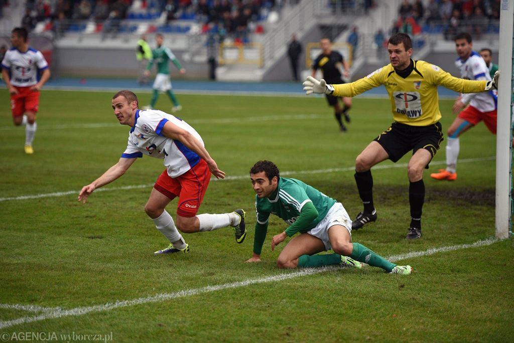 Piłkarze Radomiaka przegrali drugi mecz z rzędu