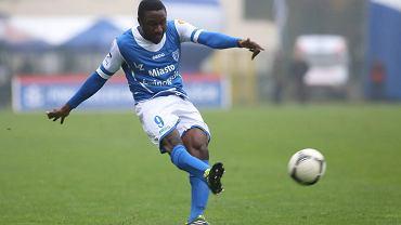 Christian Nnamani strzelił dla Floty jedną z bramek
