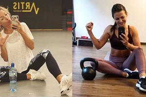 W czym ćwiczą Lewandowska i Chodakowska? Znaleźliśmy dokładnie te same modele legginsów