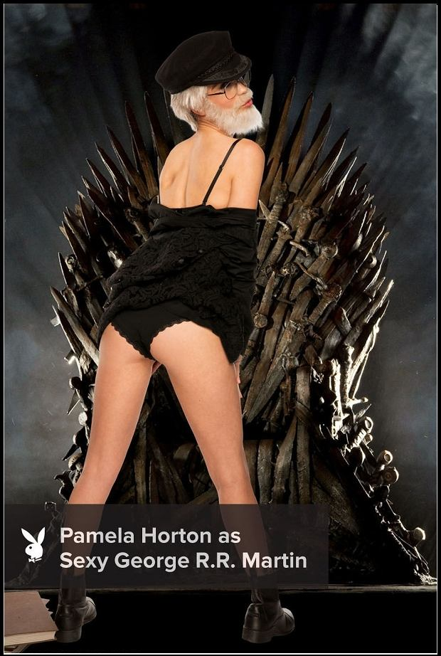 Twój partner uwielbia Grę o tron? Zaskocz go! / fot. images.playboy.com