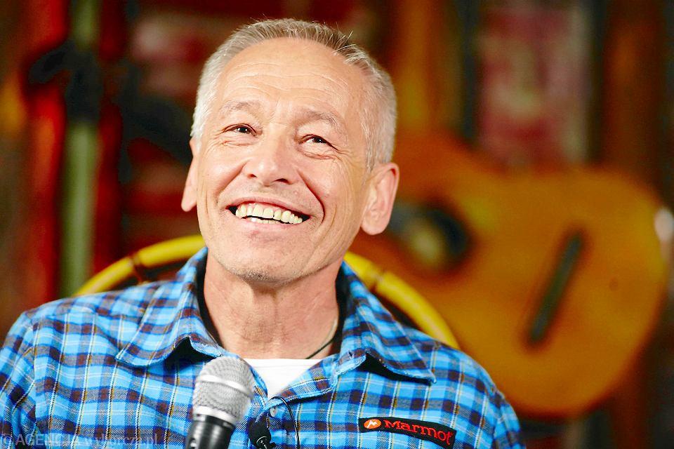 Himalaista Piotr Pustelnik