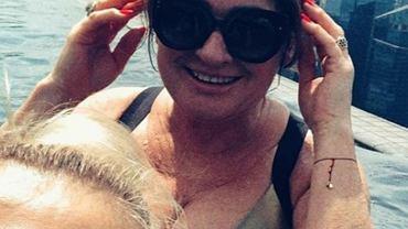 Beata Kozidrak w bikini