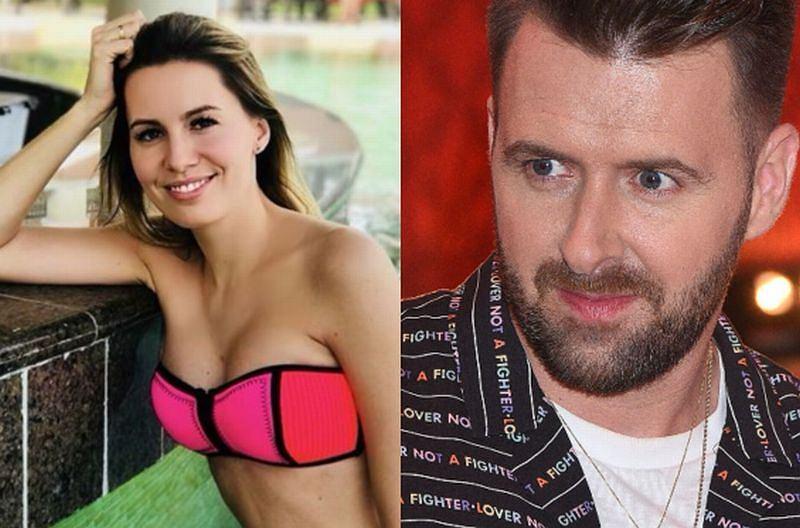 Grzegorz Hyży skomentował zdjęcie Agnieszki Hyży w bikini